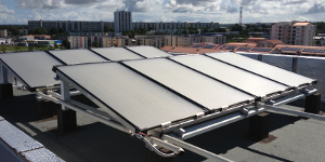 chauffe eau solaire collectif individualisé