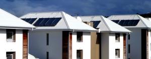 Chauffe eau solaire individualisé à Cheval Blanc en Martinique