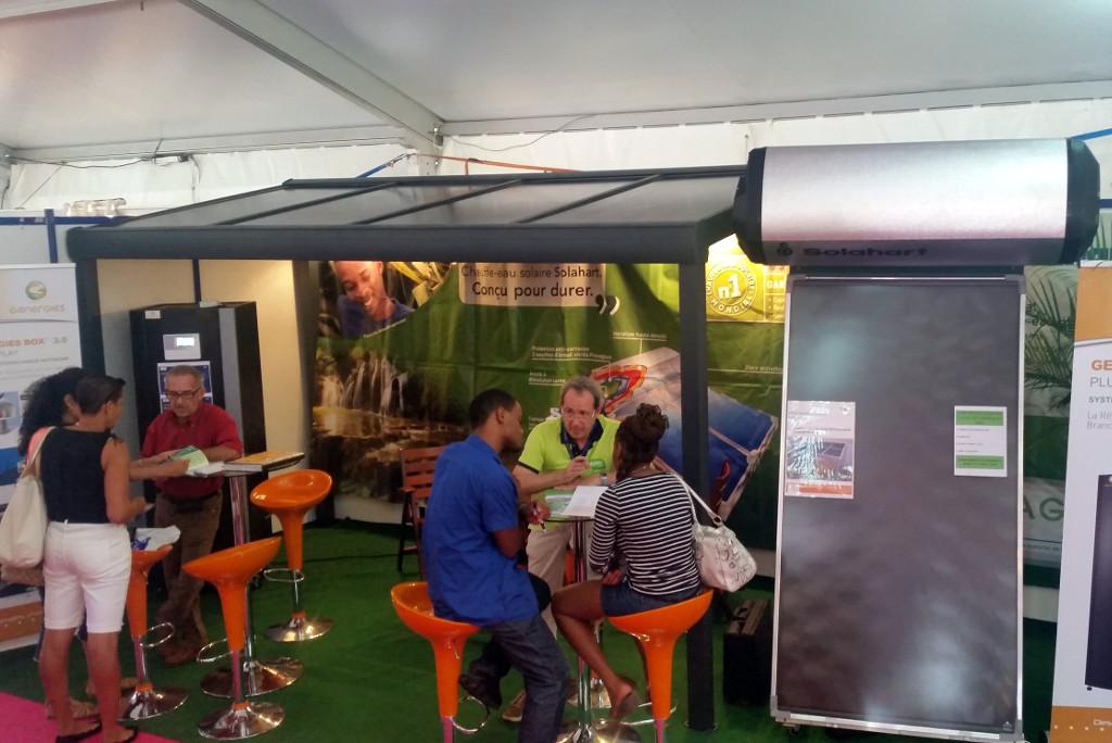 Présentation des produits Genergies d'autoconsommation photovoltaïque et chauffe-eau solaire