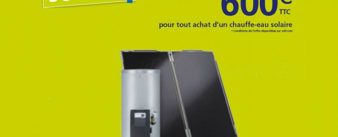 Installez un chauffe eau solaire et faites des économies en Guadeloupe Martinique et Guyane